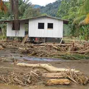 Assessment of Early Warning Systems for inland and coastal flooding in Papua New Guinea